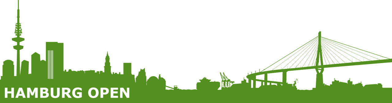 Hamburg Open Messe Logo