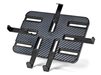 Skier VariArm APT032 Q-Tray Tablet Halterung mit 1/4 Zoll Gewinde