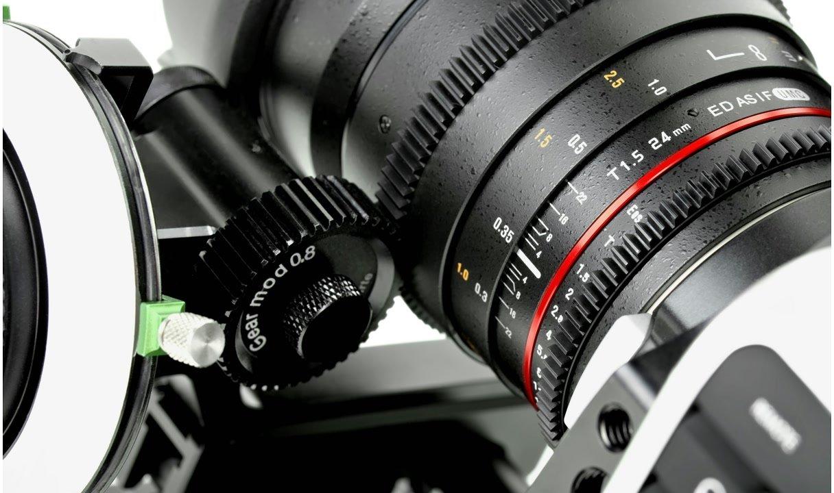 Samyang 24mm / t1.5 VDSLR Objektiv mit Mod 0.8 (Nikon F FX/DX) Foto Nr. 8