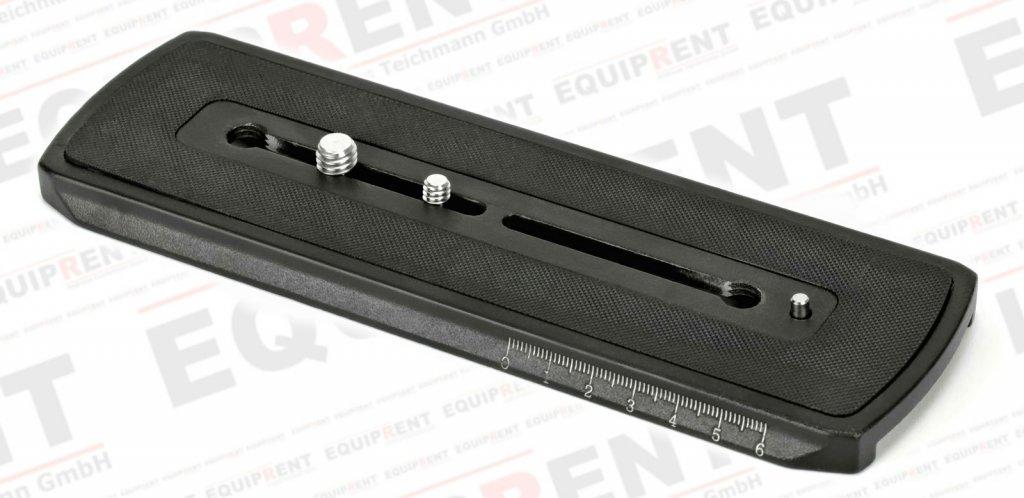 E-IMAGE Oberplatte / Ersatzstativplatte P-10 für 710x-Serie.