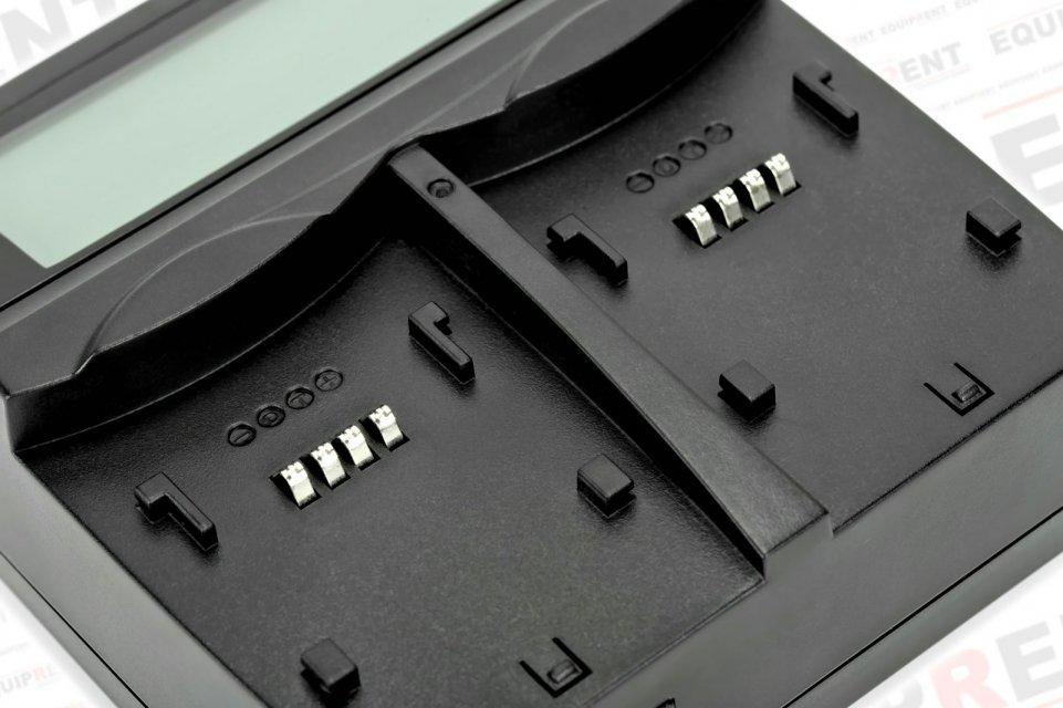 REDPRO RD-DC20 universelles Ladegerät für zwei Akkus (ohne Akkuschalen Foto Nr. 3