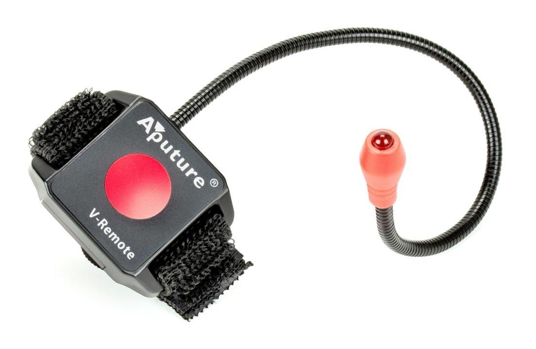 Aputure V-Remote IR Video Auslöser / Fernbedienung für Canon DSLR.