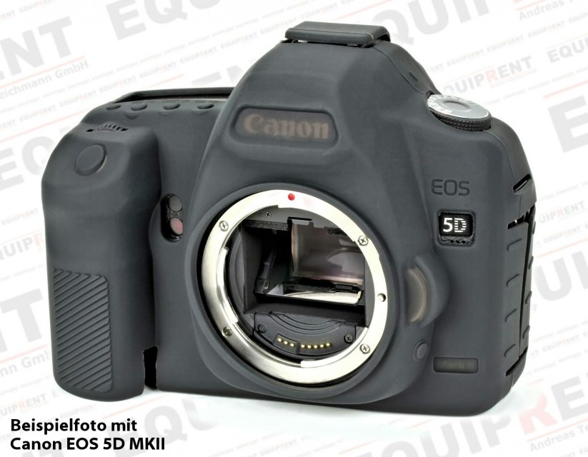 Walimex Pro easyCover Silikonschutzhülle für Canon EOS 5D Mark III Foto Nr. 1