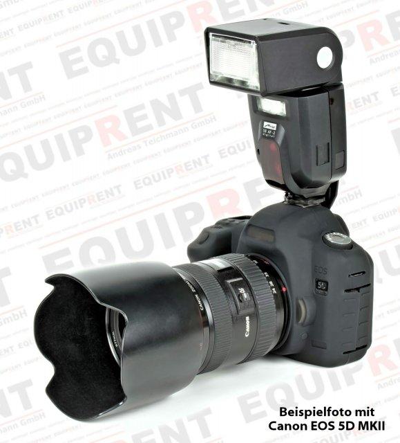 Walimex Pro easyCover Silikonschutzhülle für Canon EOS 5D Mark III Foto Nr. 2