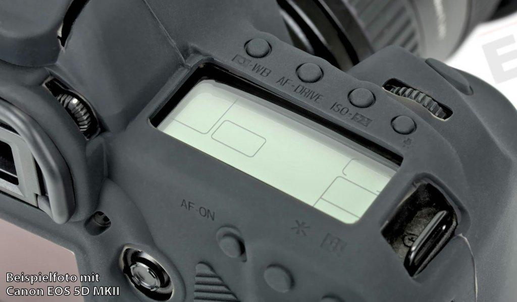 Walimex Pro easyCover Silikonschutzhülle für Canon EOS 600D Foto Nr. 4
