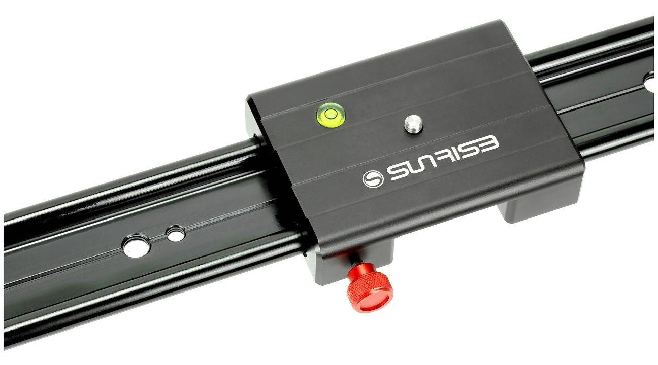 Arretierungsschraube am Sunrise TS-703 Slider.