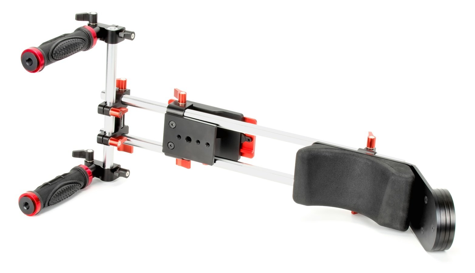 Sunrise DSM-802S Schulterpolster mit Gegengewicht für 15mm Rigs Foto Nr. 2