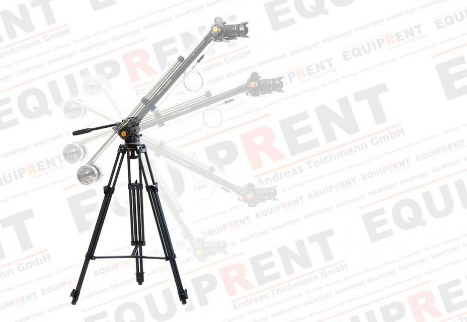 Skier Zoomjib 150: kompakter Jib für DSLR und Camcorder bis 4kg.