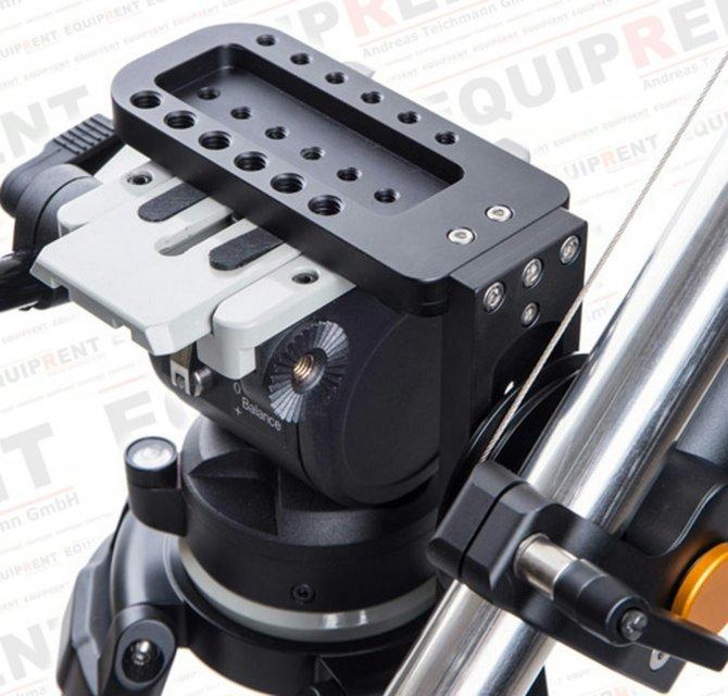 Skier Zoomjib 150: kompakter Jib für DSLR und Camcorder bis 4kg Foto Nr. 2