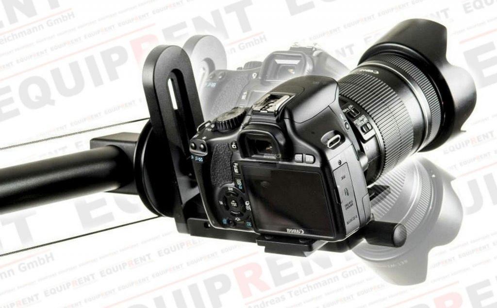 Skier Zoomjib 150: kompakter Jib für DSLR und Camcorder bis 4kg Foto Nr. 3