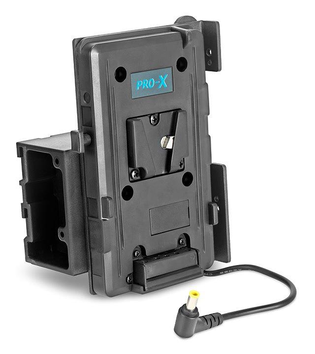 Pro-X GP-EX3-S / V-Mount Adapter für SONY PMW-EX3.