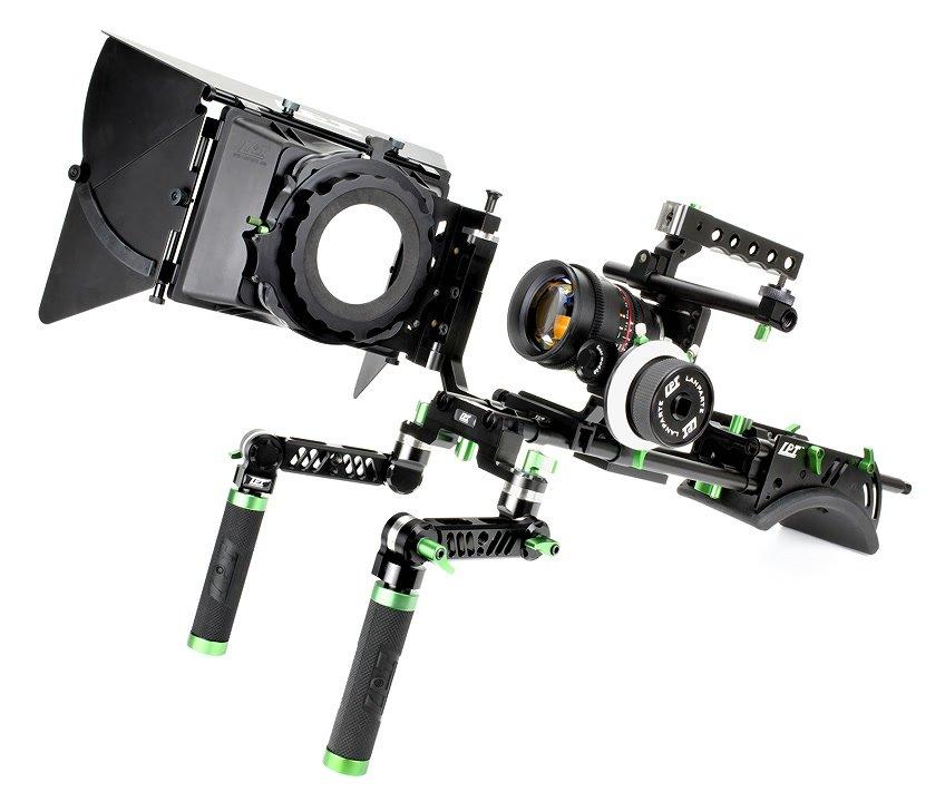 Lanparte BMPCC-01 Mighty Man Kit / prof. Rig für Pocket Cinema Camera Foto Nr. 2
