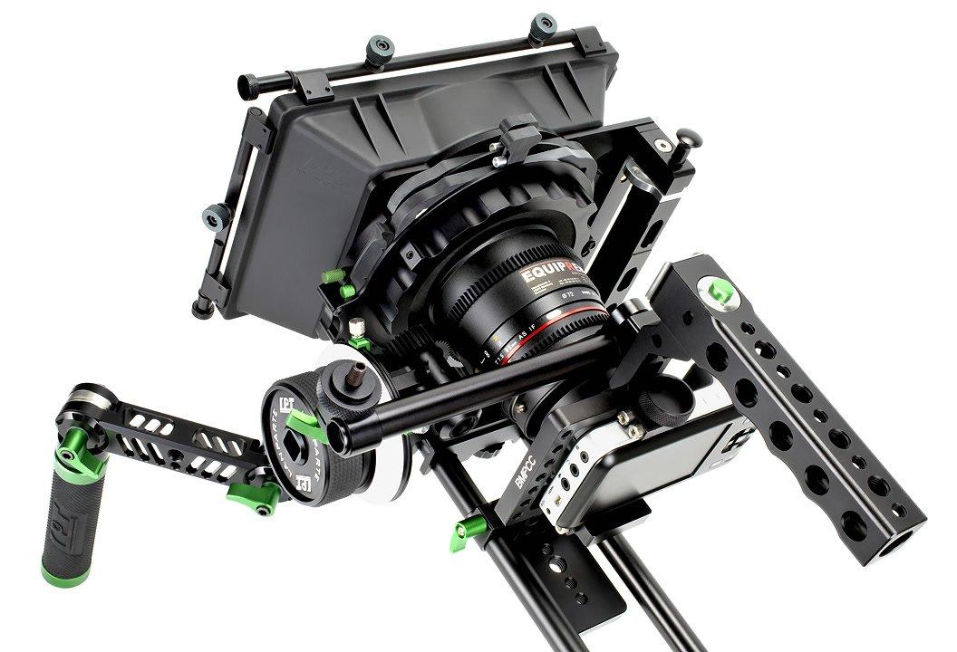 Lanparte BMPCC-01 Mighty Man Kit / prof. Rig für Pocket Cinema Camera Foto Nr. 3