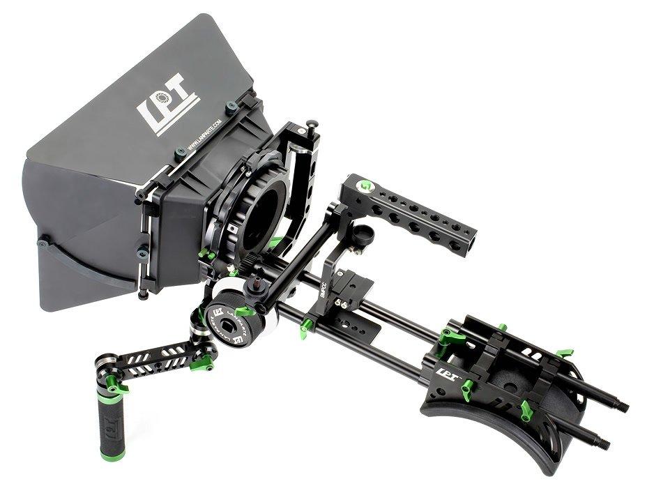 Lanparte BMPCC-01 Mighty Man Kit / prof. Rig für Pocket Cinema Camera Foto Nr. 5