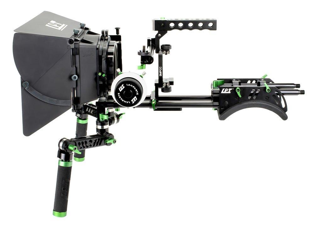 Lanparte BMPCC-01 Mighty Man Kit / prof. Rig für Pocket Cinema Camera Foto Nr. 7