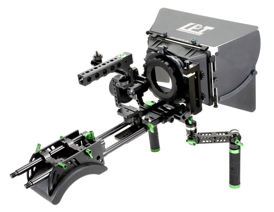 Lanparte BMPCC-01 Mighty Man Kit / prof. Rig für Pocket Cinema Camera Foto Nr. 8