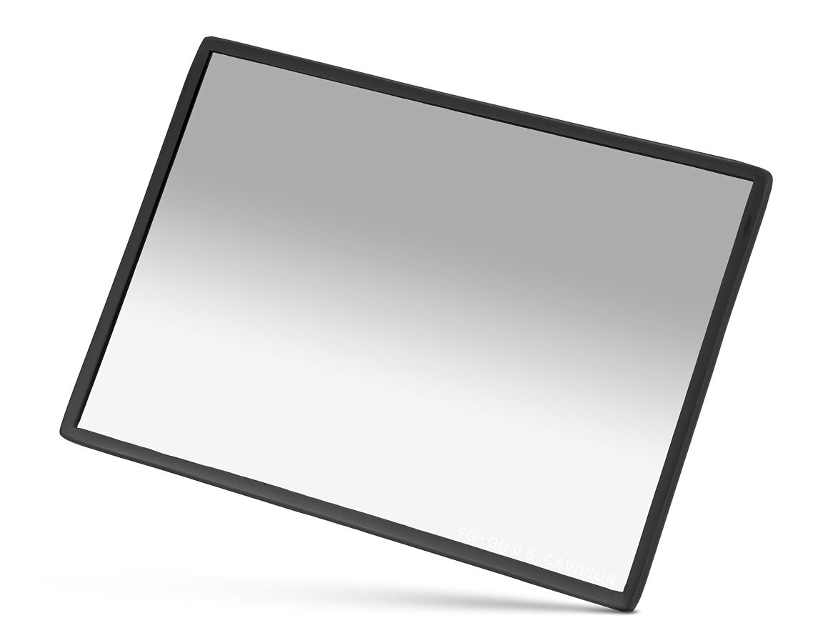 Cavision 4x5.65 Graduated ND / ND Verlauf Filter 0.6 (FTG4X565GD06).