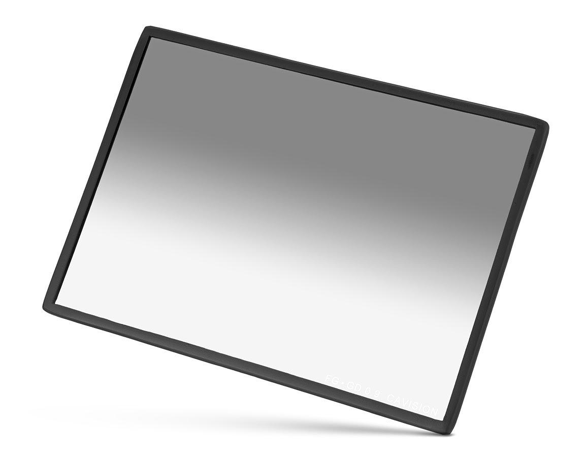 Cavision 4x5.65 Graduated ND / ND Verlauf Filter 0.9 (FTG4X565GD09).