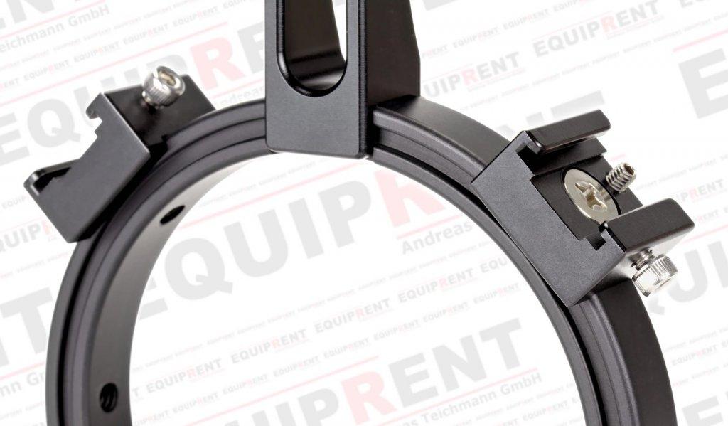 Skier O-Ring Kit / O-Bracket für 15mm Rods (mit Blitzschuhanschlüssen) Foto Nr. 2