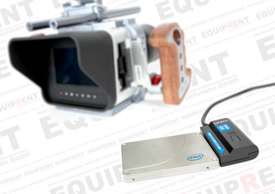 Lindy SATA III zu USB 3.0 Adapter / Reader (für HDD und SSD) Foto Nr. 3