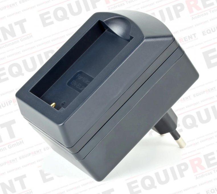 ROKO D1B-EL20 kompaktes Ladegerät für Nikon EN-EL20 Akkus.