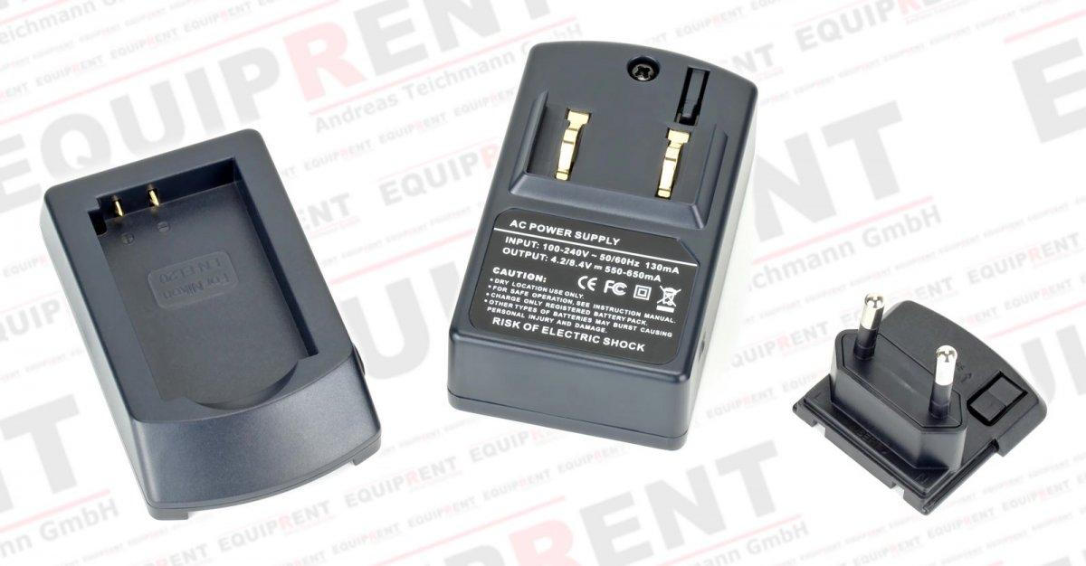 ROKO D1B-EL20 kompaktes Ladegerät für Nikon EN-EL20 Akkus Foto Nr. 4