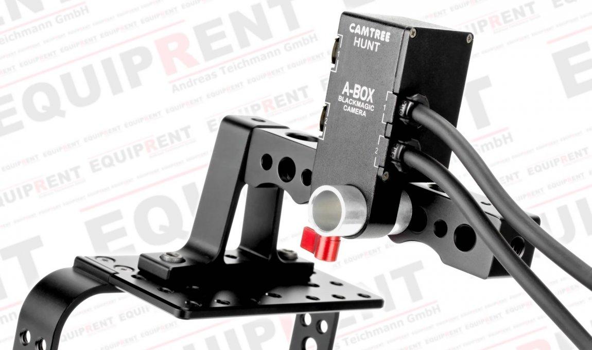 Camtree A-Box für BMCC (passiver XLR auf 6.3mm Klinke Audioadapter) Foto Nr. 4
