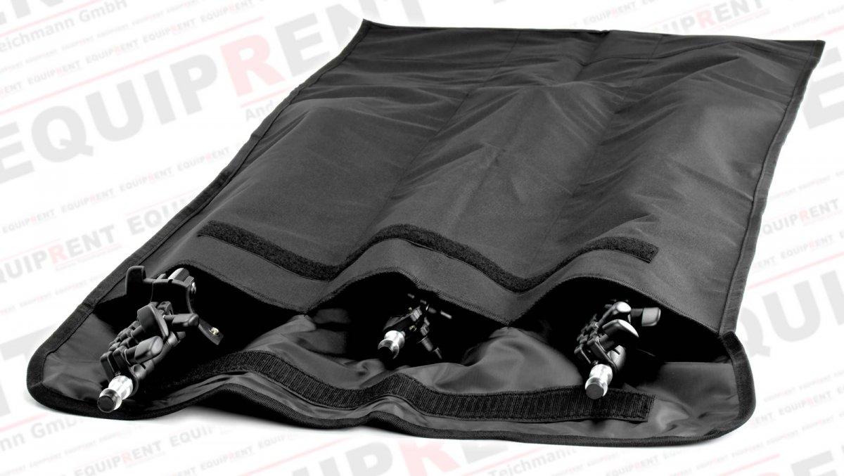 RATBAG S3 Tasche für bis zu drei Lichtstative (mit 115 x 8 cm) Foto Nr. 1