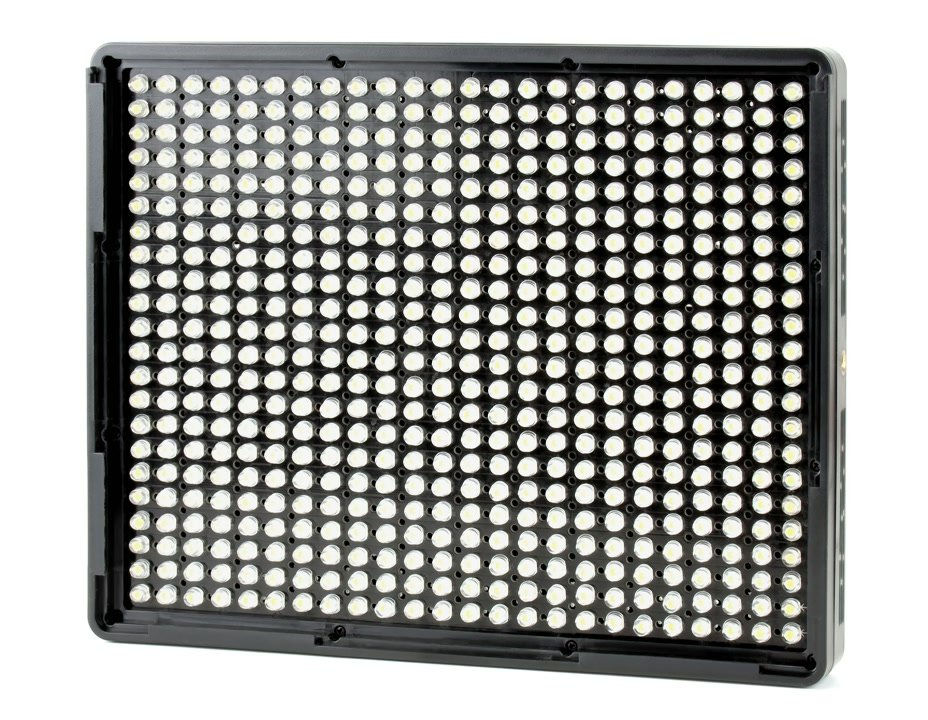 Aputure Amaran AL-528C High CRI LED Leuchte (BiColor).