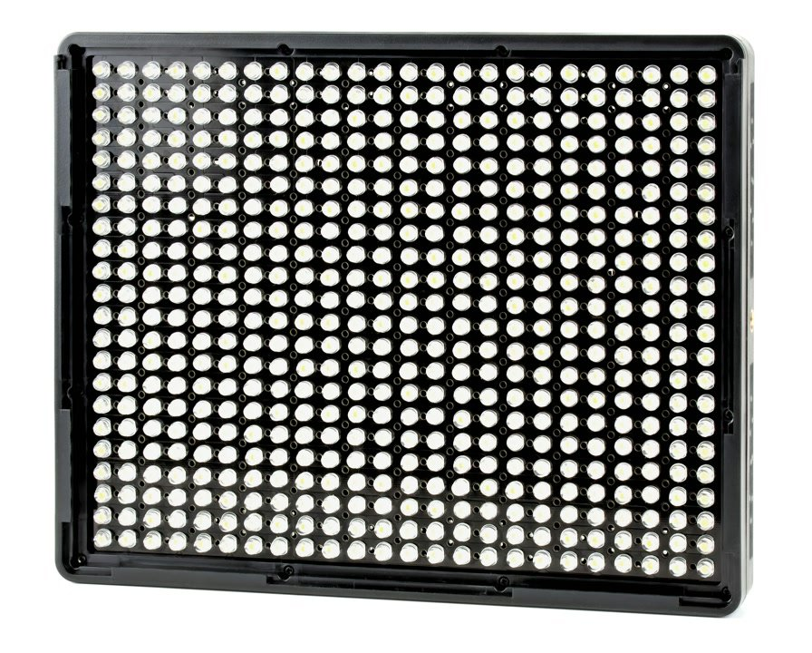 Aputure Amaran AL-528W High CRI LED Leuchte (Tageslicht).