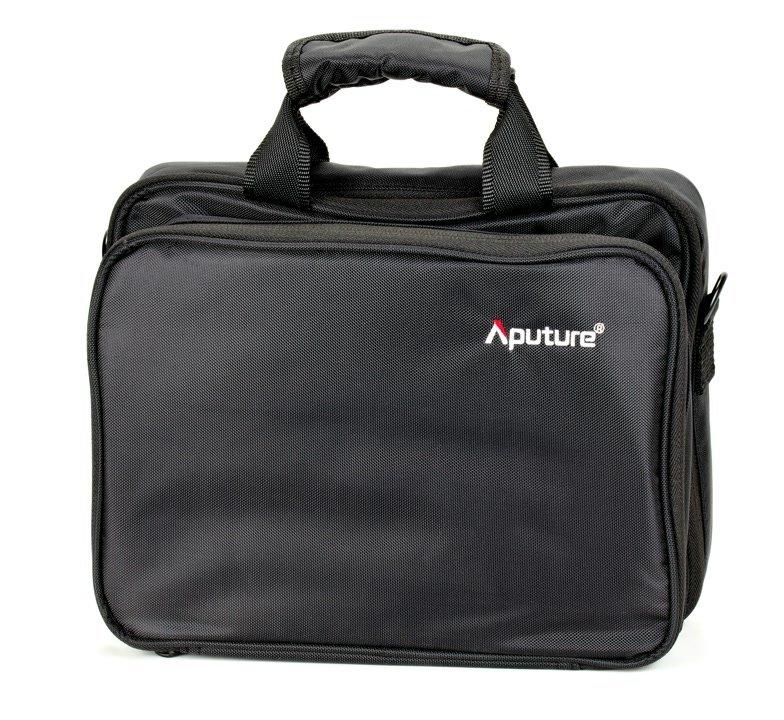 Kleine Tasche von Aputure AL-528W LED Leuchte.