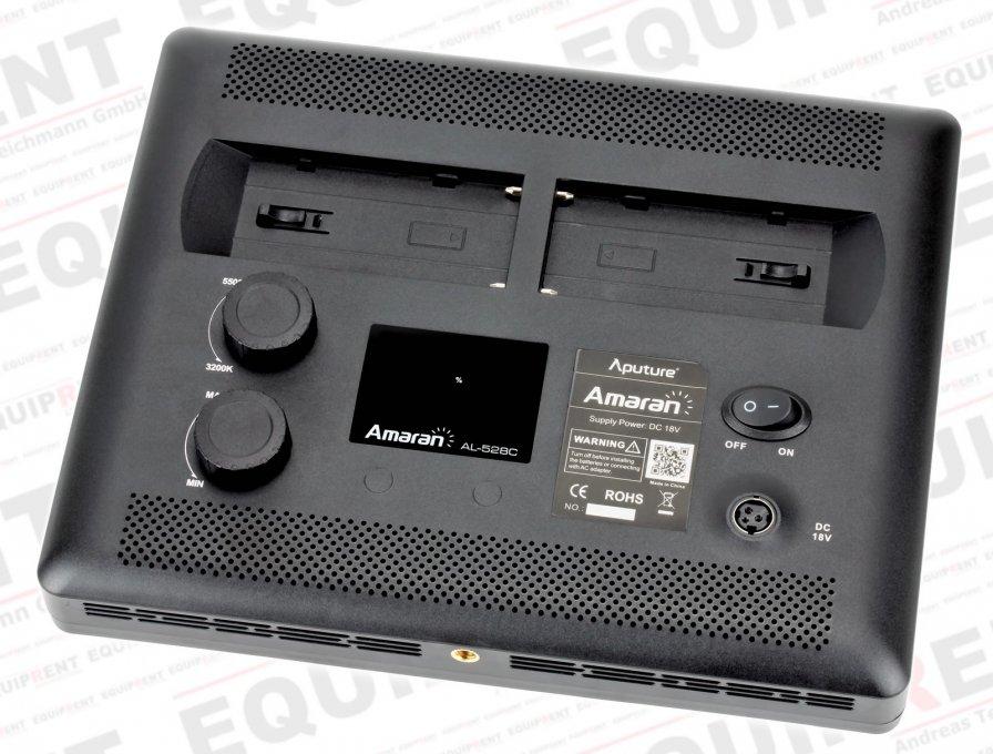 Aputure Amaran AL-528 CCCC LED Leuchten Set (4x BiColor) Foto Nr. 2