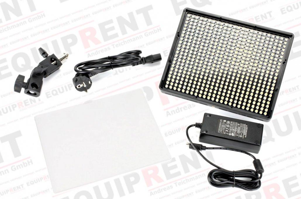 Aputure Amaran AL-528 CCCC LED Leuchten Set (4x BiColor) Foto Nr. 8