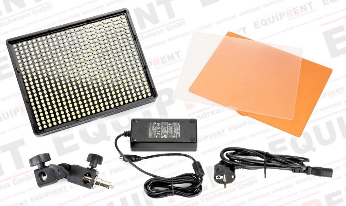 Aputure Amaran AL-528 SWW LED Leuchten Set (2x Tageslicht 1x Spot) Foto Nr. 8
