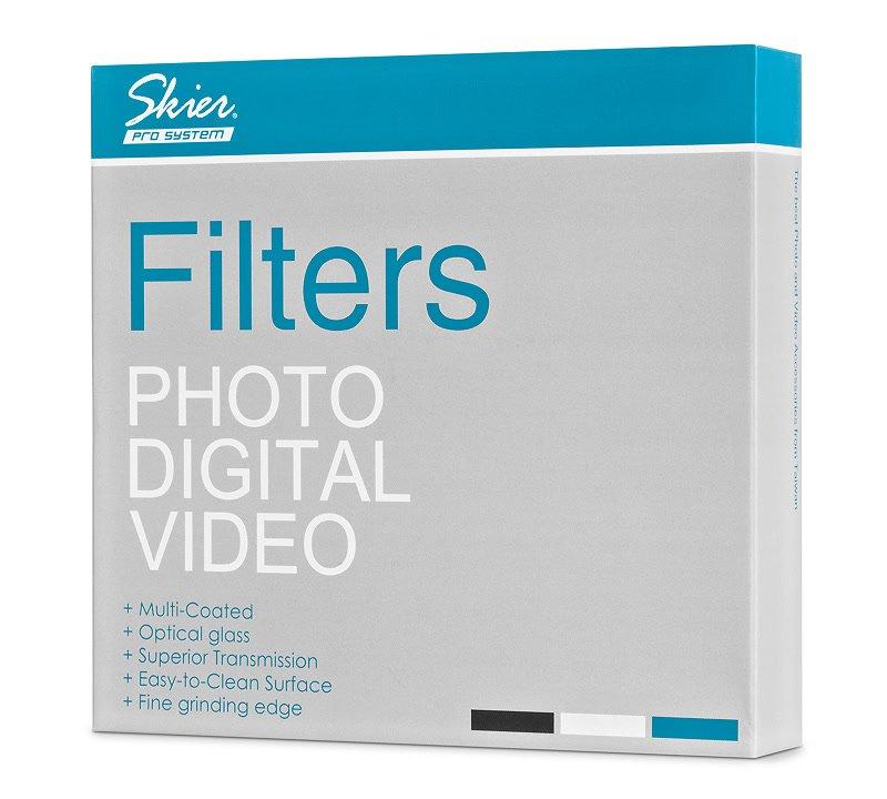Skier 4x4 IR ND 0.6 Filter Verpackung.