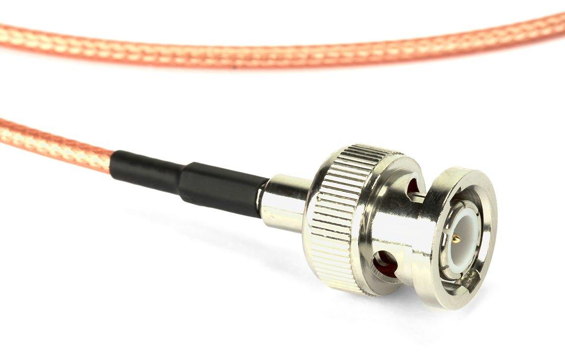 BNC Stecker Marzas HD-SDI Kabel.