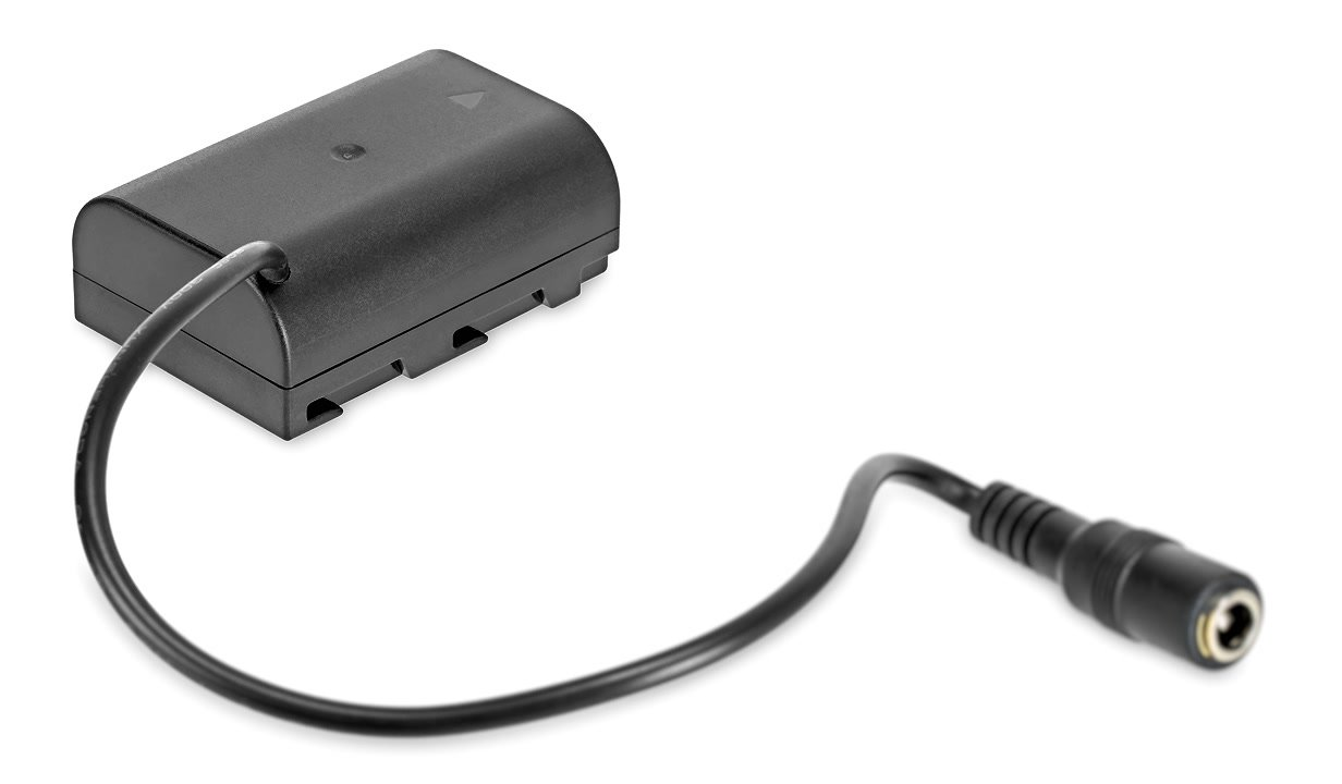 Lanparte BLF19P-01 Akkudummy für Panasonic GH3 / GH4 (DMW-BLF19).