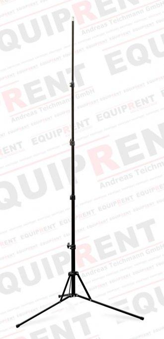 ROKO LS200 4-fach ausziehbares Lichtstativ (48 bis 200cm) Foto Nr. 3