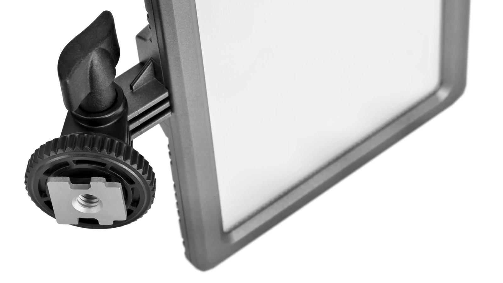 Sauberes BiColor Licht mit weichen Schatten.