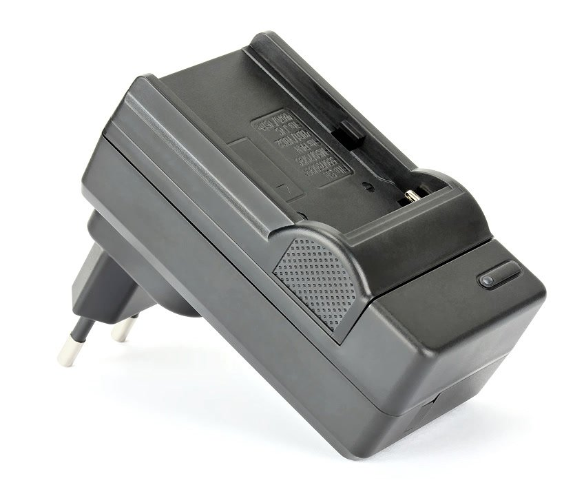 ROKO TC1-NPF Ladegerät für Sony NP-F / NP-FM.
