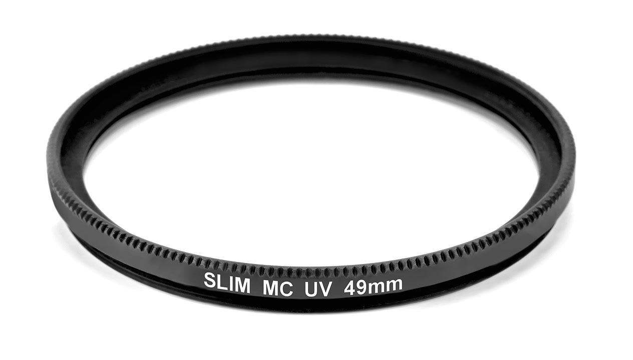 ROKO Slim MultiCoated MC UV Filter (49mm).