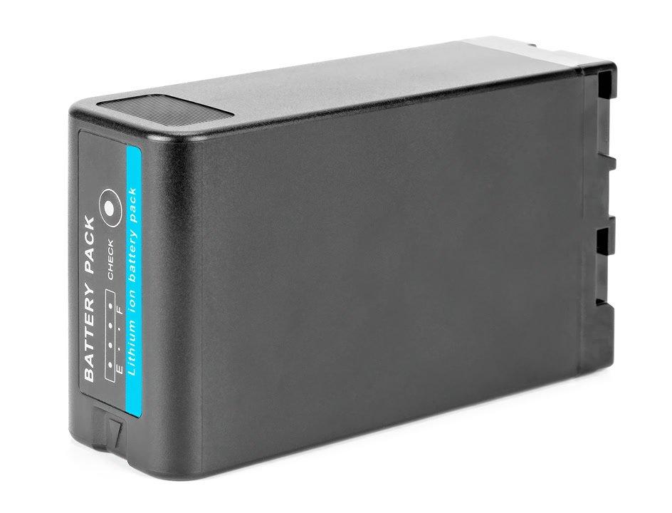 ROKO BP-U110 InfoCHIP Akku für Sony FS5 / FS7 und PMW Camcorder (112Wh).