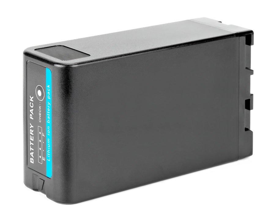 ROKO BP-U90 InfoCHIP Akku für Sony FS5 / FS7 und PMW Camcorder (95Wh).
