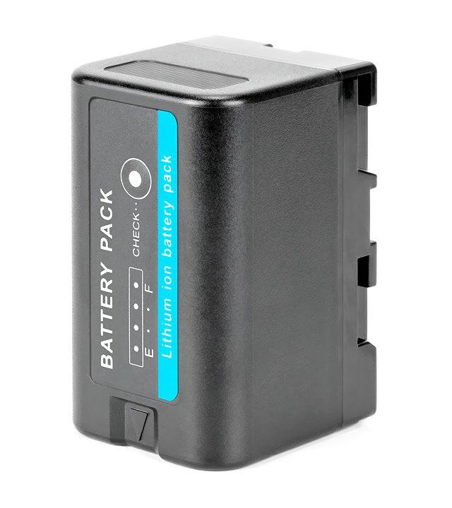 ROKO BP-U30 InfoCHIP Akku für Sony FS5 / FS7 und PMW Camcorder (37.4Wh).