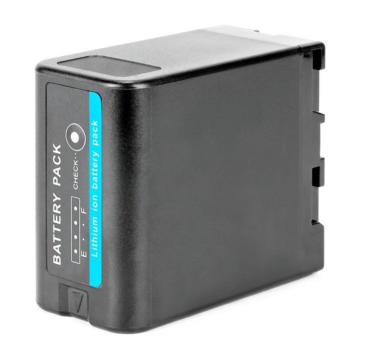 ROKO BP-U60 InfoCHIP Akku für Sony FS5 / FS7 und PMW Camcorder (63Wh).