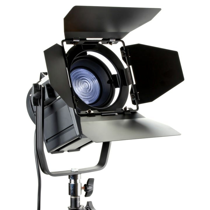 Luxotron Koppa D20S Tageslicht Fresnel LED Leuchte (20W).