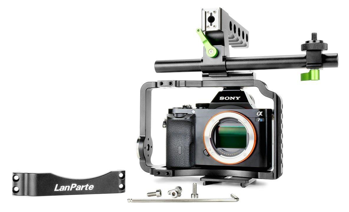 Lanparte MCK-01 Kameracage für spiegellose Systemkameras (GH4, A7).