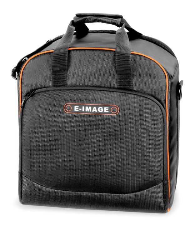 E-IMAGE Oscar L50 LED Lichttasche / Kameratasche für Canon C100 / C300.
