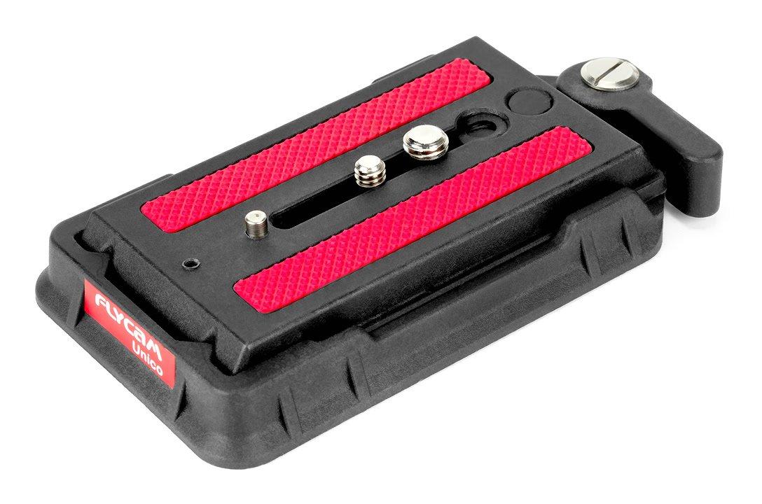 Proaim Flycam Unico leichte Schnellwechselplatte für DSLR.