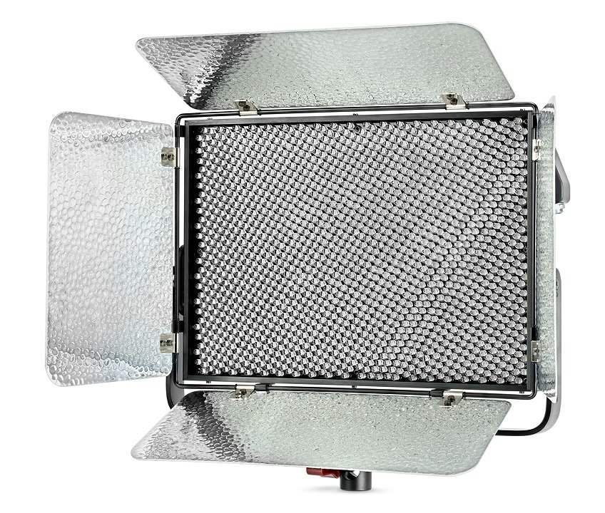 Aputure Light Storm LS 1c BiColor LED Leuchte mit sehr hoher Leistung.